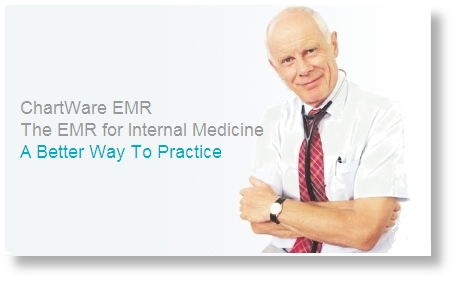 ChartWare EMR for Internal Medicine