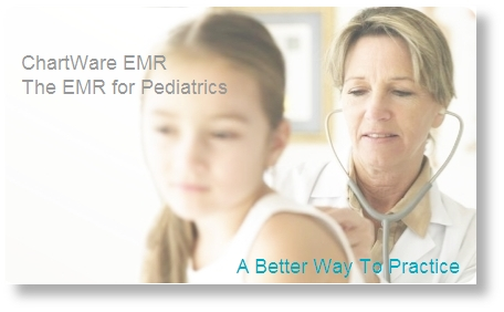 ChartWare EMR for Pediatrics
