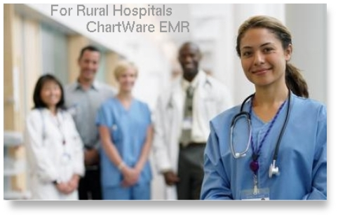 ChartWare EMR for Rural Hospitals